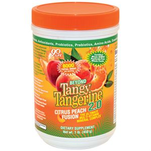 Picture of NZ BTT 2.0 CITRUS PEACH FUSION - 480 G CANISTER