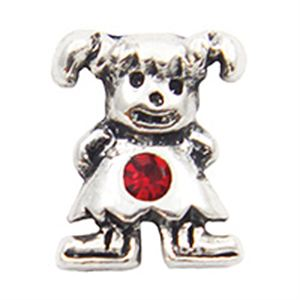 Picture of July Girl Birthstone Charm