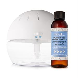 Picture of Nature Direct EnviroAir™ Sleep Formula for Adults and Pure Air Revitalizer Bundle